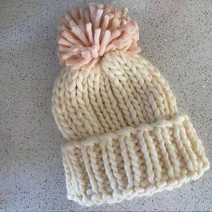 New Anthropologie Pom hat
